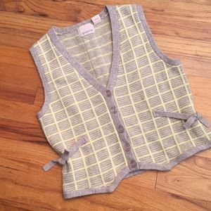 Anthropologie Sparrow Sweater Vest